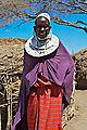 Fashion masai matron
