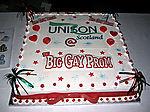 Prom gay cake