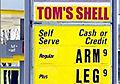 Gas price arm and leg alternet