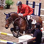 Olymp2 Ian Millar