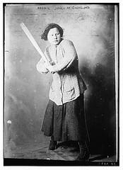 O-3 Maggie Jones Cleveland baseballer
