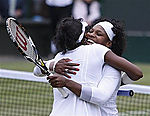 O-4 williams sisters celebrate