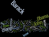 Wordle joe bidens acceptance speech