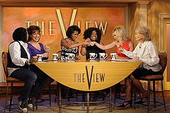 The view michelle obama