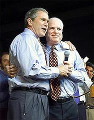 Bush McCain