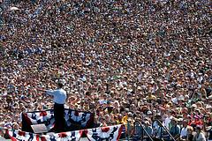 Obama crowd