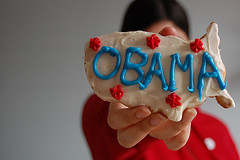 Obama cookie