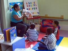 Work childcare