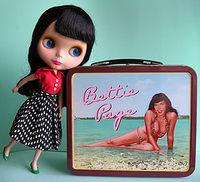 Bettie Page merchandise
