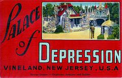 Irritation Palace of Depression