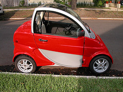 Irritants Electric Car