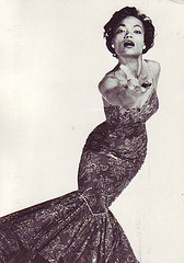 Eartha kitt mermaid dress