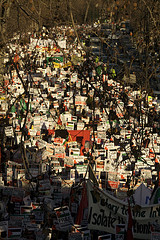 Gaza london demo
