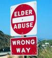 Elder abuse wrong way