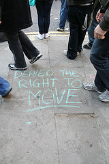 G20 denied the right to move