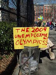 3 ways unemployment olympics