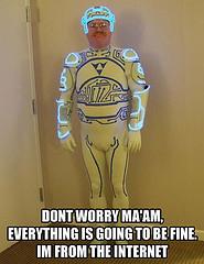 Comcast internet police
