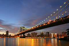 Ny bridge manhtn brooklyn