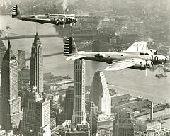 Ny y1b-17 plane