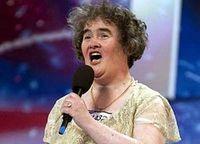 Susan boyle singing