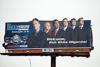 Daily show billboard