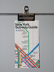 Ny subway guide 1974