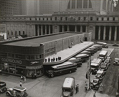 Ny greyhound bus terminal