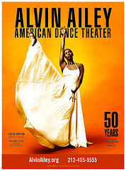 Alvin ailey at 50 leg up