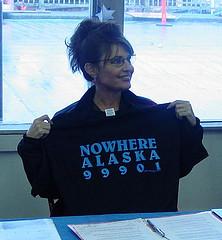 Palin bridge to nowhere