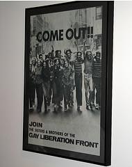 Ny gay liberation poster