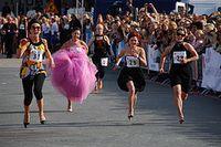 High heels running 2008