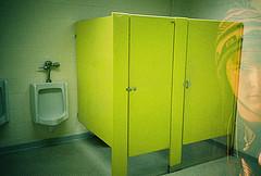 Bathroom library