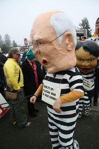 Cheney war criminal