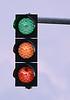 Bus traffic light