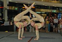 Contortionists from Mongolia