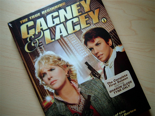 Cagney Lacey season one