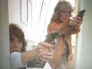 Cagney lacey shooting