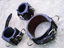 Sex toys cuffs