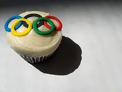 Olym1 peking cupcake