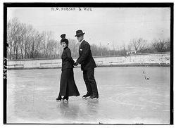 Ice dance vintage