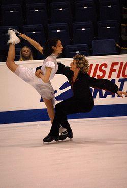 Ice Dance Davis and White