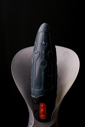 Sex toy vibrator black