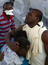 Haiti comfort