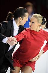 Ice dance Domnina Shabalin