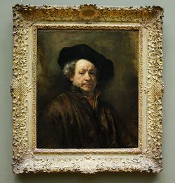 Rembrandt self-portrait ny mmofart