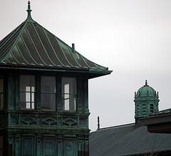 Roxbury Dudley Street copper top