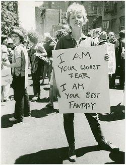 Pride 1970 donna gottschalk