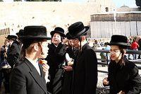 Askenazi hasidic boys