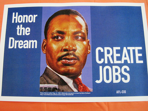 Uaw martin luther king jr