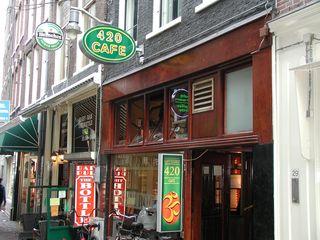 Amsterdam 420 coffeeshop